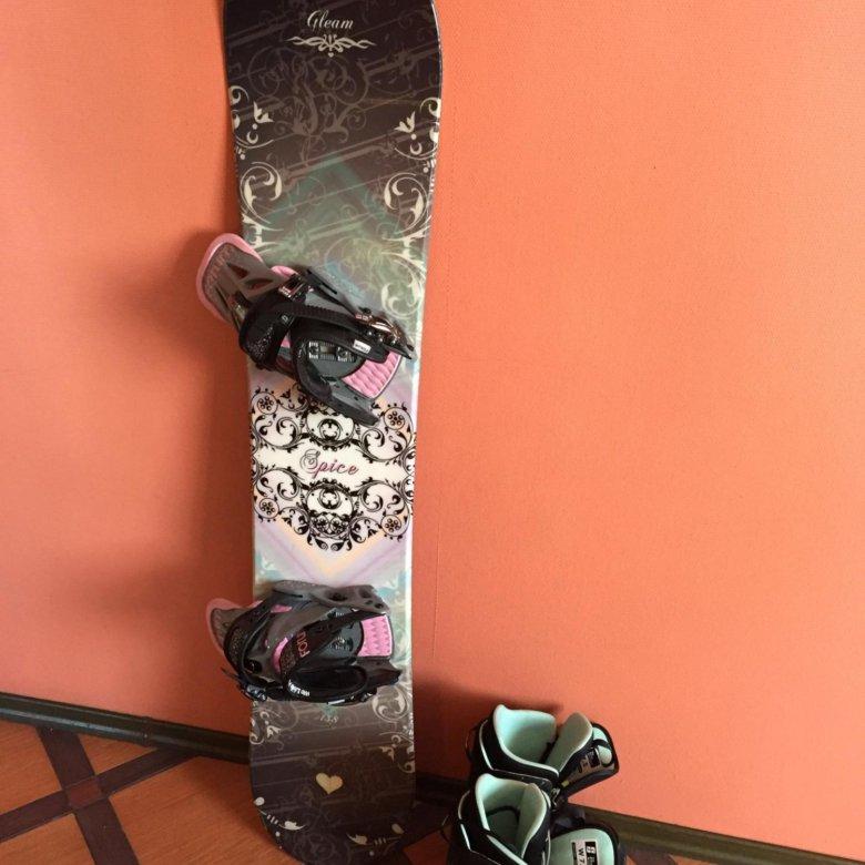купить сноуборд в новокузнецке