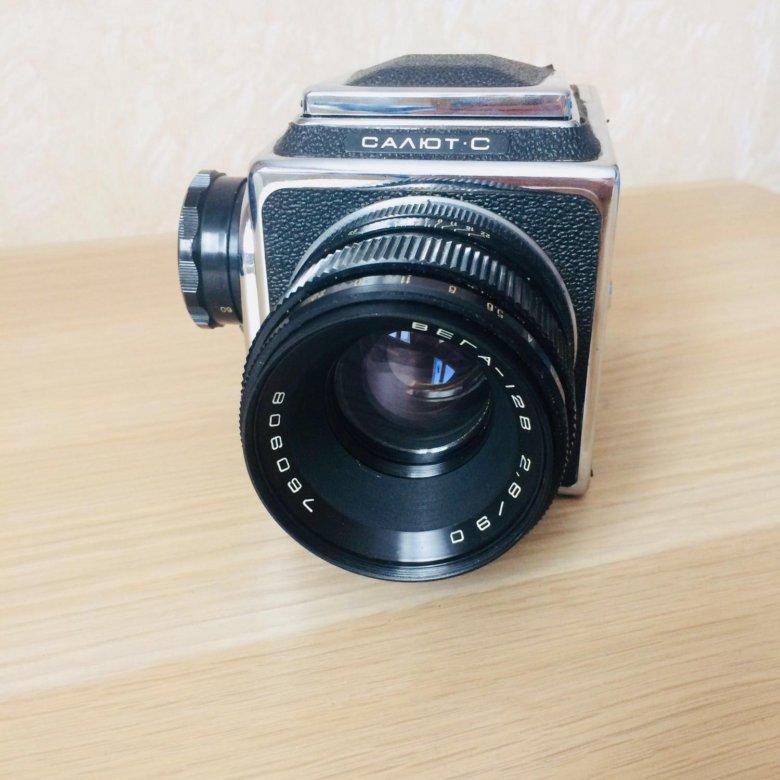 Фотоаппарат салют отзывы
