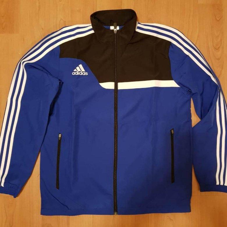 d224e96fbb412c Олимпийка Adidas оригинал – купить в Москве, цена 2 000 руб., дата  размещения: 14.06.2019 – Спортивная одежда