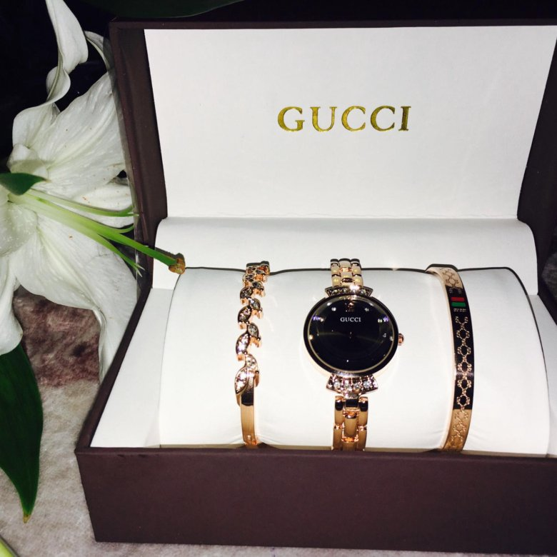 Часы Gucci с браслетами в Муроме