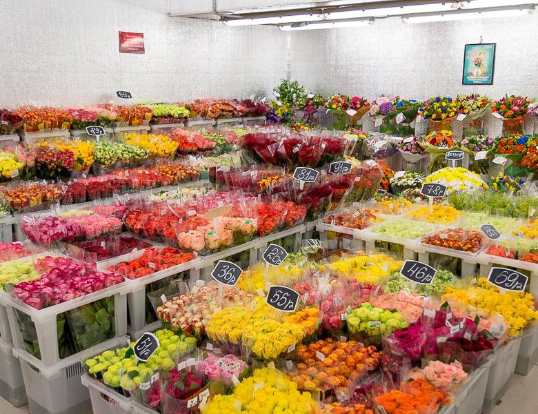 Компании по оптовым продажам цветов москва