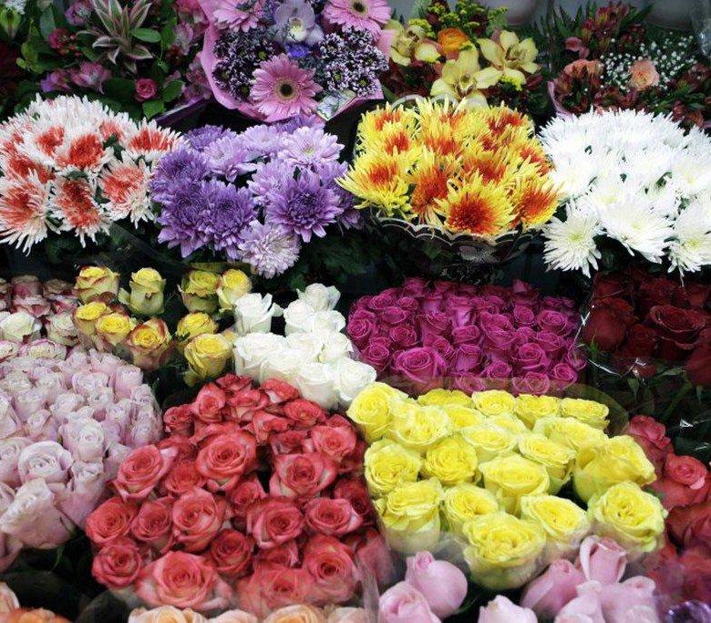 Невесты живые, срезка цветы оптом