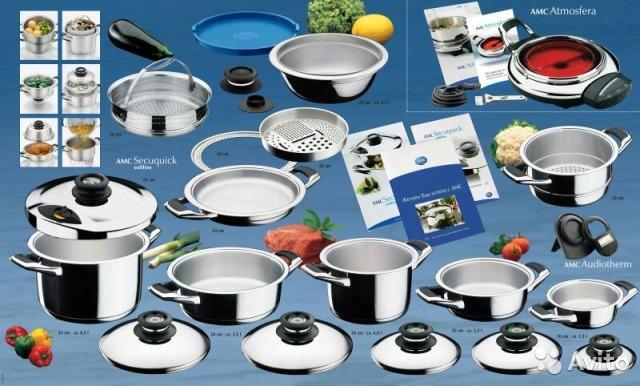 Элитная посуда АМС  – купить в Казани, цена 14 999 руб