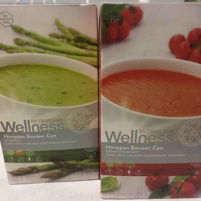 Wellness супы для похудения