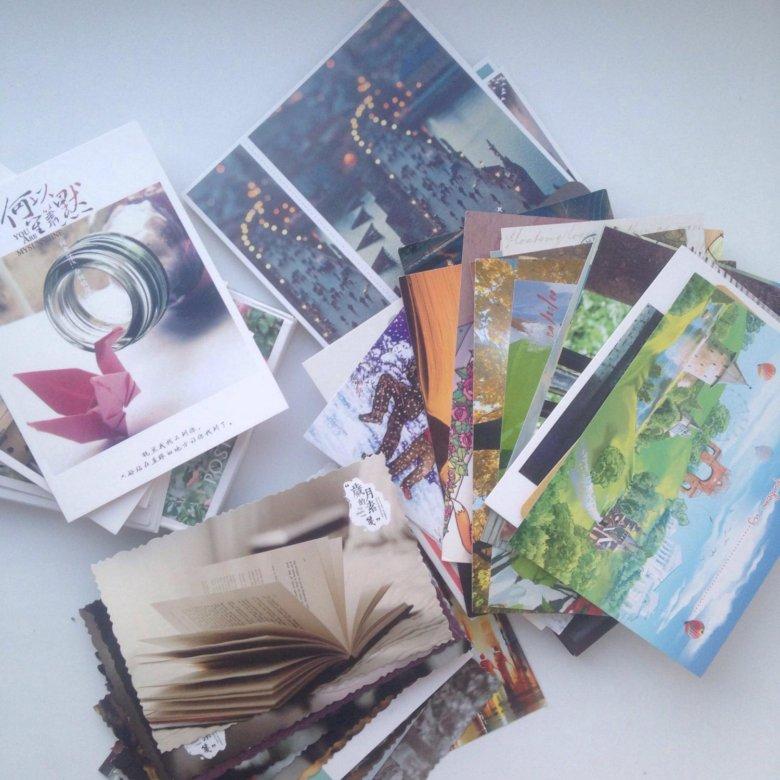 Как сделать открытку для посткроссинга, картинки про