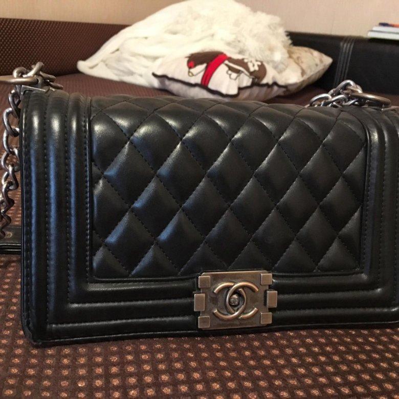 Купить сумку Chanel (Шанель) в интернет-магазине в Краснодаре