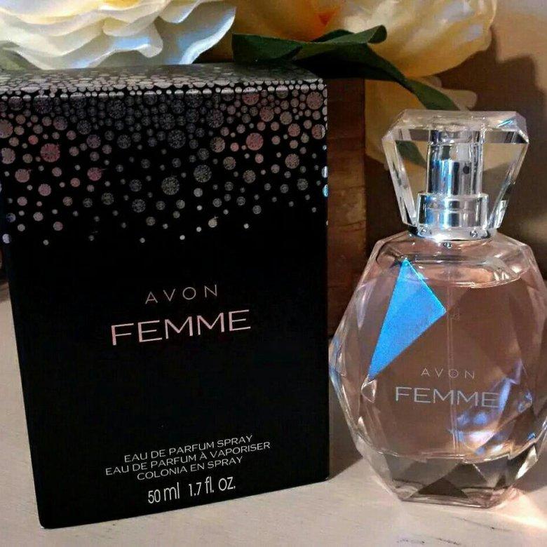 парфюмерная вода Avon Femme купить в петропавловске камчатском