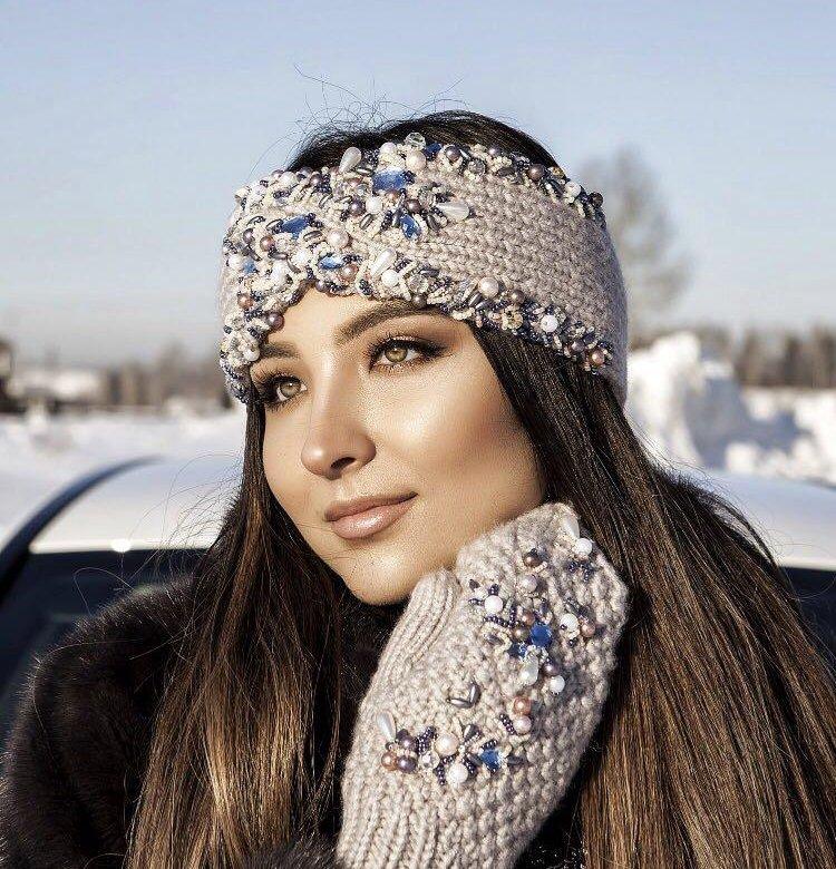 равномерного картинки зимнее украшение для головы необходимый базовый