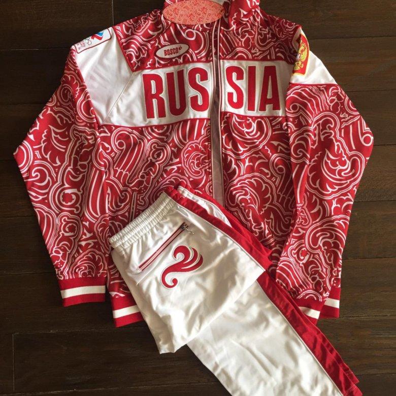 костюм россия боско монстр