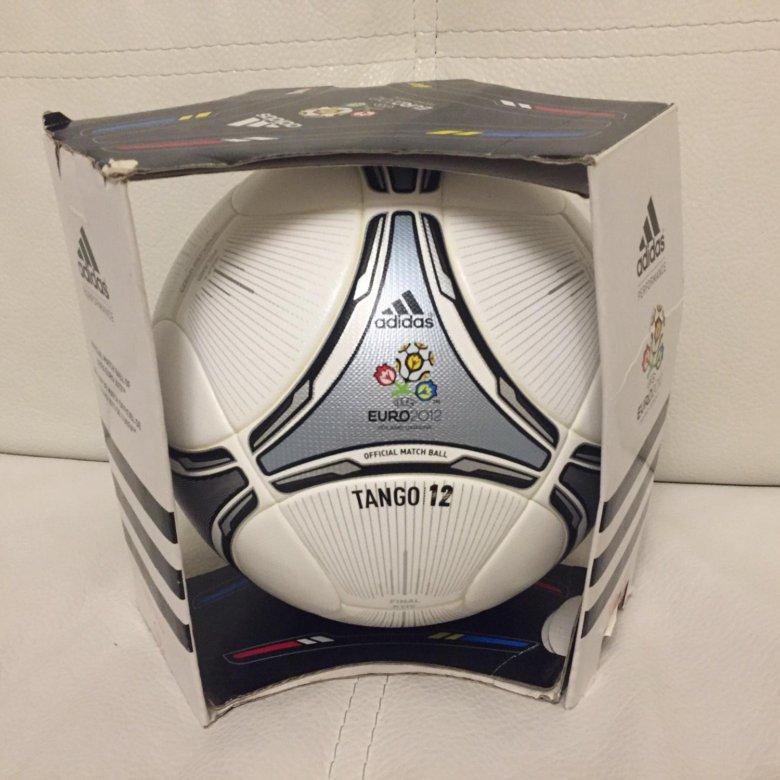 Футбольный мяч Adidas Tango 12 Final Euro 2012 – купить в Красноярске 014b969499bbe