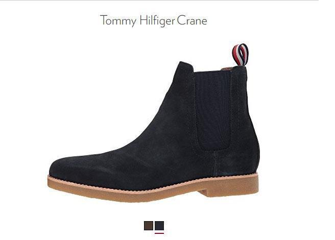 НОВЫЕ! ботинки Tommy Hilfiger мужские – купить в Красноярске 6e625fb3b3202