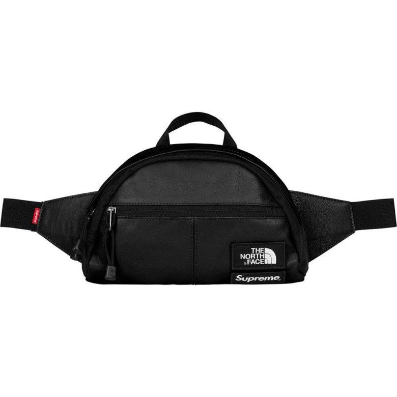 bc3838a64762 Supreme X The North Face Waist Bag Сумка – купить в Москве, цена 17 000  руб., продано 17 мая 2018 – Аксессуары