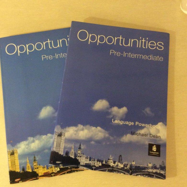 решебник на рабочую тетрадь new opportunities pre-intermediate