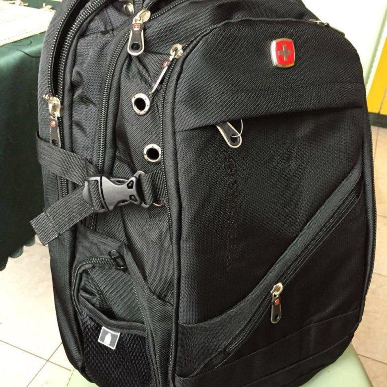 6320ed3a2af0 Швейцарский рюкзак Swiss gear 8810 – купить в Краснодаре, цена 1 490 руб.,  продано 22 апреля 2018 – Аксессуары