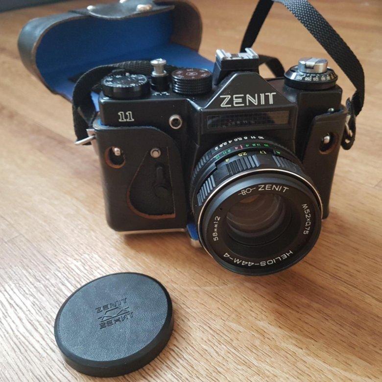 За сколько можно продать фотоаппарат зенит