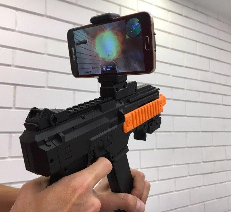 AR Game Gun - автомат дополненной реальности в Рыбинске