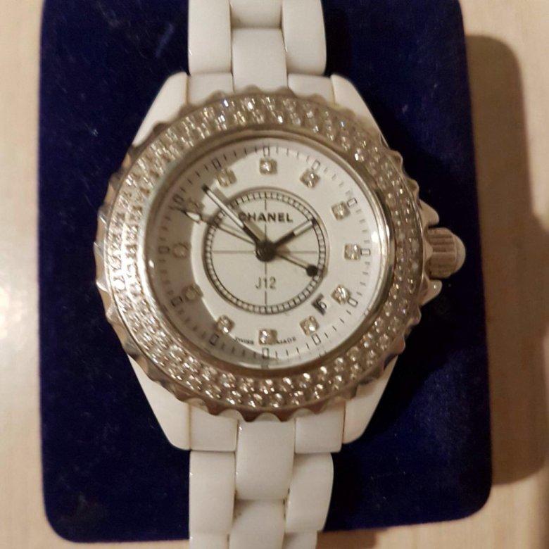 Часы шанель оригинал стоимость 95760 3z801 цена