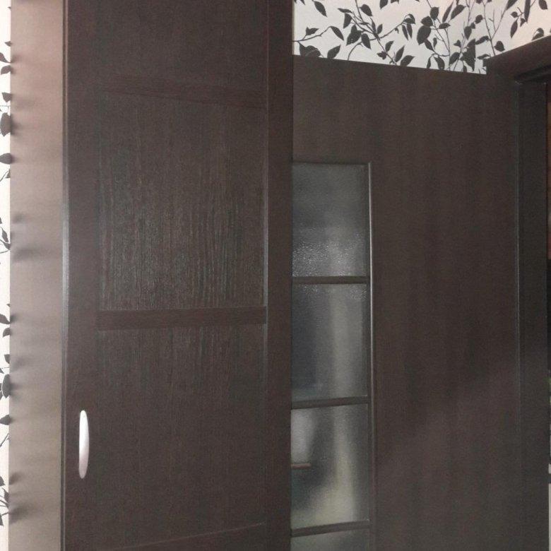 Фото однокомнатной квартиры с цветом шкафов венге