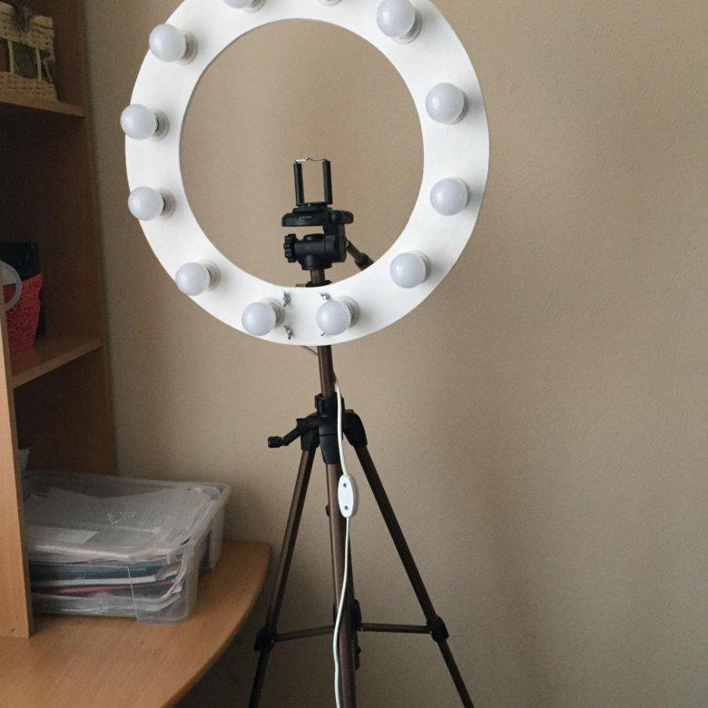 купить как самому сделать круговой свет для фото квартиры сингониум
