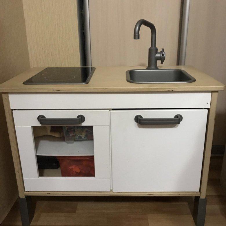 детская кухня Ikea бу купить в москве цена 1 800 руб продано