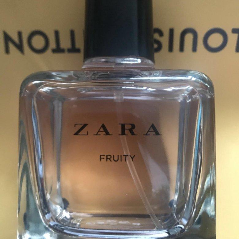 парфюм Zara Fruity купить в хабаровске цена 990 руб продано 16