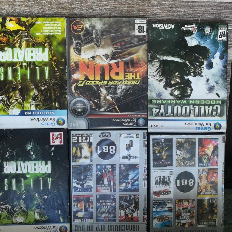 Все диски игр картинки
