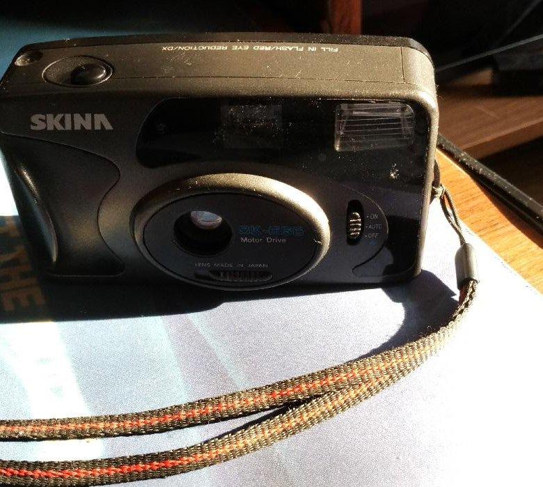 Звук приближения на фотоаппарате большой
