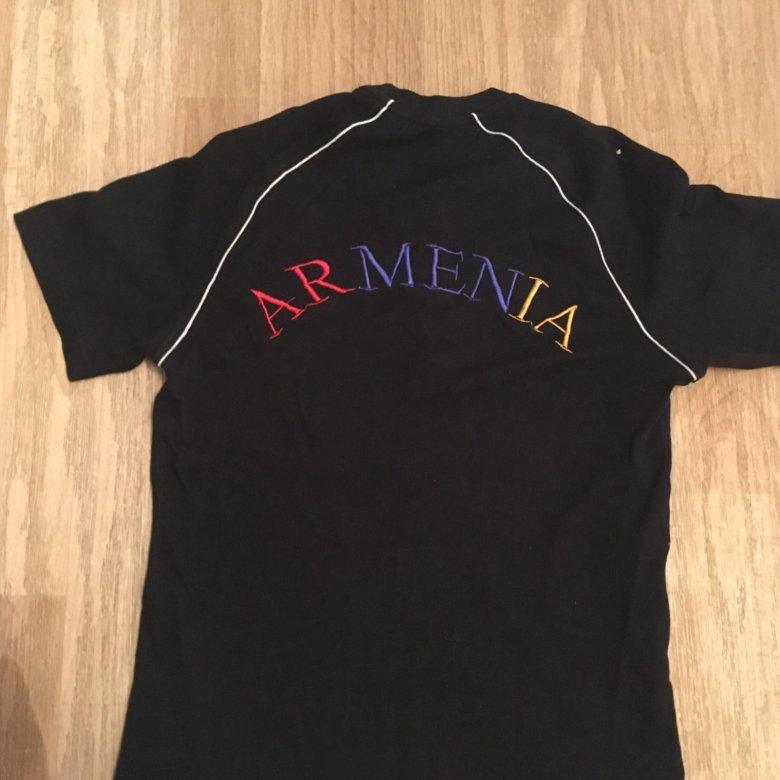 Майки армения заказать