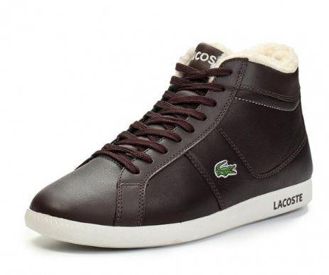 Новые мужские утепленные кроссовки Lacoste – купить в Москве d87e7cc0bf0d5