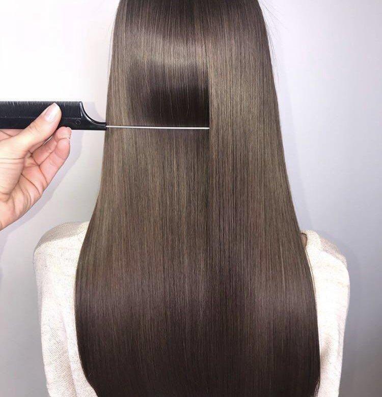 картинки про ботокс волос этому способу