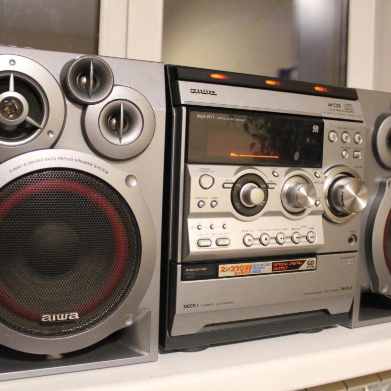 AIWA NSX-R71 МУЗЫКАЛЬНЫЙ ЦЕНТР АУДИО СИСТЕМА АЙВА – купить в Красноярске,  цена 4 950 руб., продано 31 мая 2018 – Музыкальные центры и магнитолы 182d044523e
