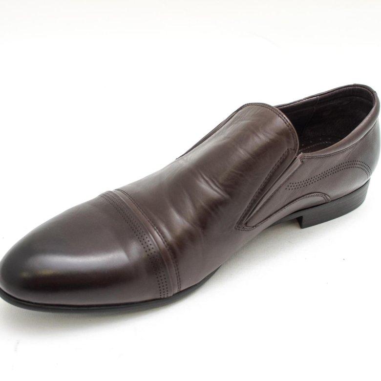 Туфли Clemento коричневые кожа р-р 43 – купить в Омске, цена 2 490 руб.,  продано 26 мая 2018 – Обувь 470caba1e5f