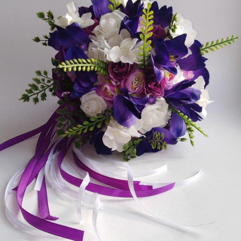 Флористика, свадебные букеты для невесты в красноярске