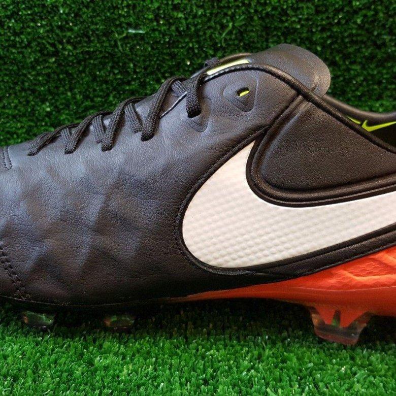 e6385ad0 бутсы Nike Tiempo Legend VI 6 Fg us-11.5 rus-44.5 – купить в Москве, цена 5  500 руб., дата размещения: 02.04.2019 – Обувь