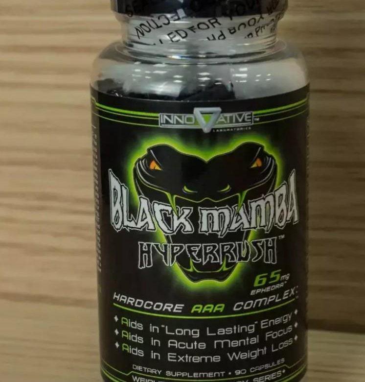 Купить mamba жиросжигатель innovative labs black