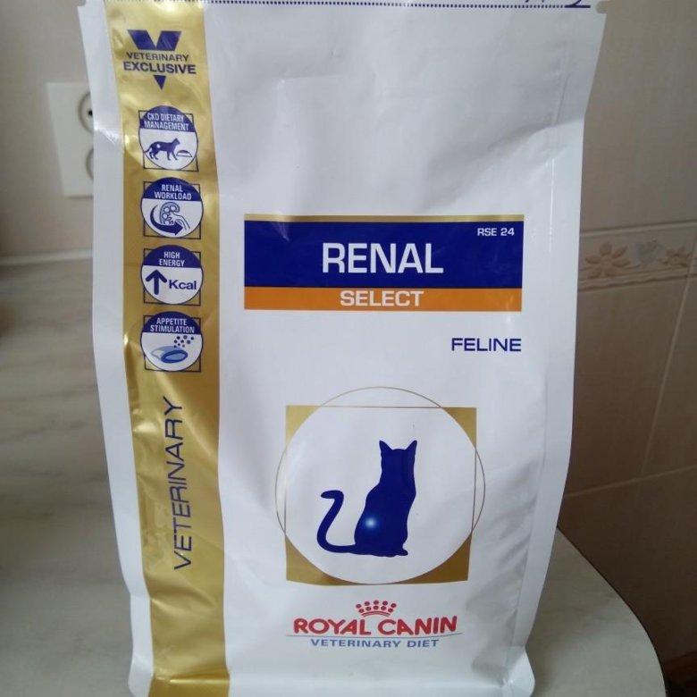 Роял канин ренал для кошек картинки