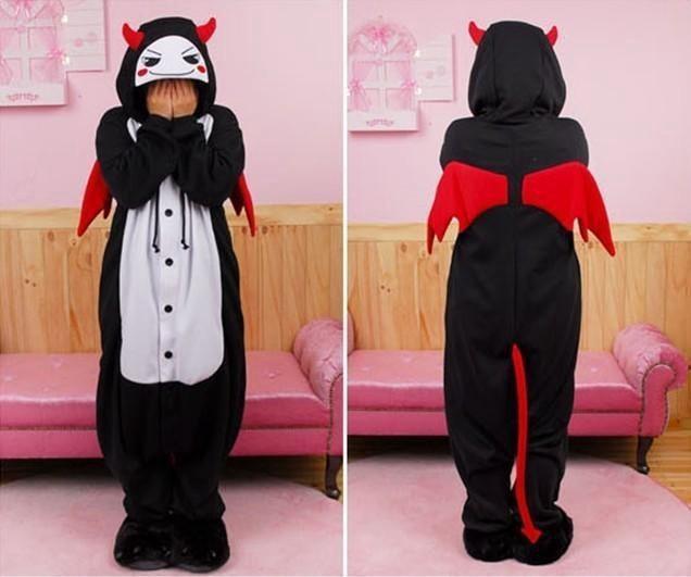 Пижама кигуруми Дьявол – купить в Первоуральске 4b69bf8d3aa72