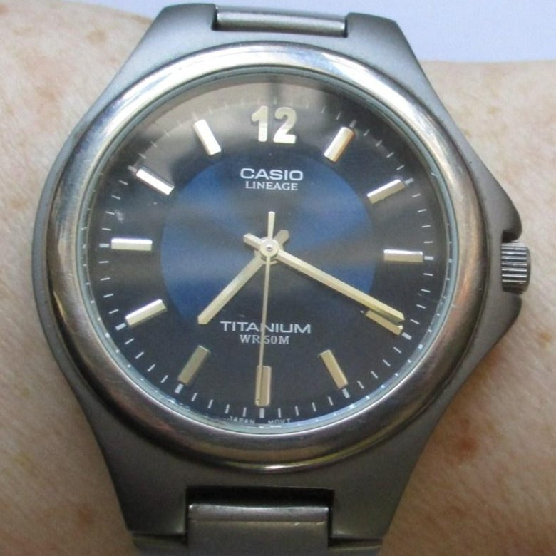 Часы Casio Edifice WR 100 M в Екатеринбурге