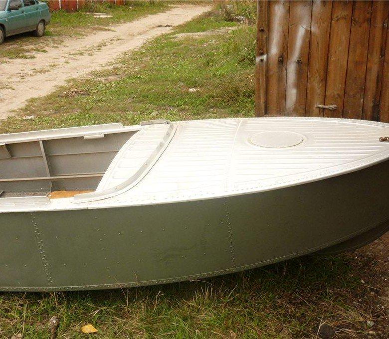 Рынок лодок казанка