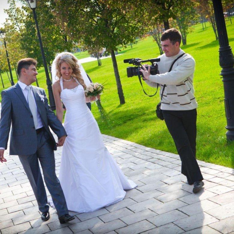 Съемка фотографом свадьбы на полдня