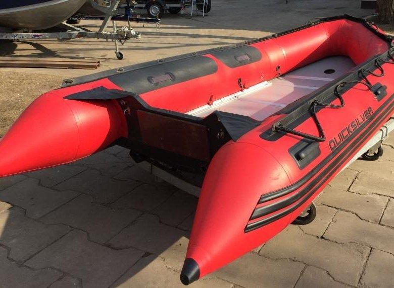 Купить лодку quicksilver 430