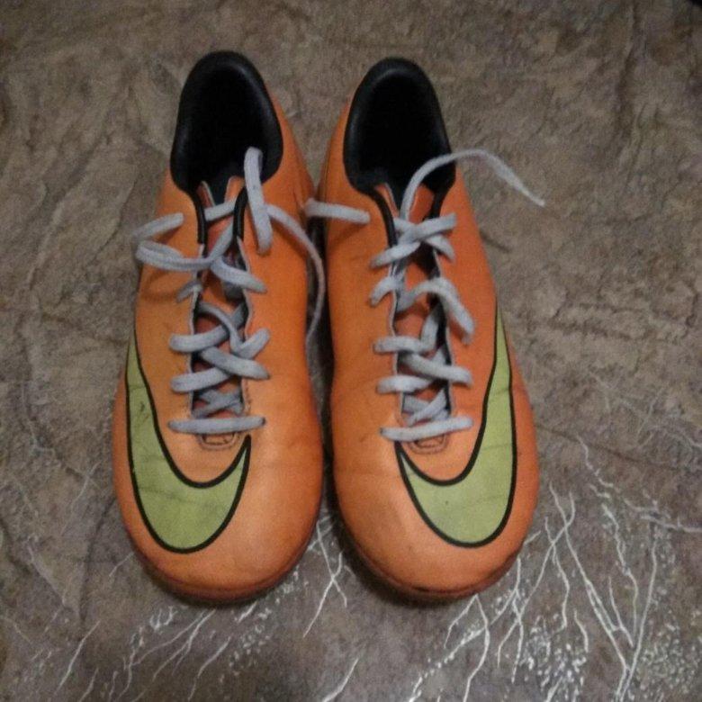 Продам сороконожки Nike – купить в Новосибирске ee1069d18227a