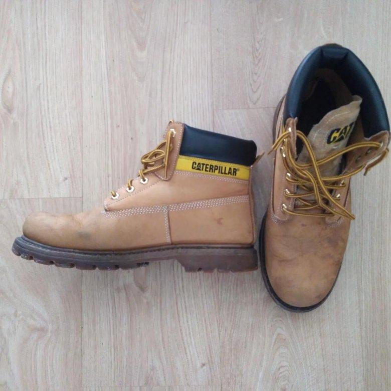 083251588 Крутые ботинки Caterpillar Colorado – купить в Санкт-Петербурге, цена 1 840  руб., продано 7 ноября 2018 – Обувь
