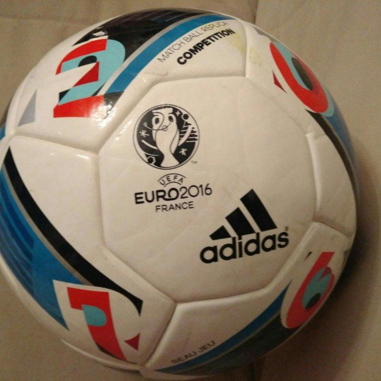 Мяч Adidas Beau Jeu EURO 2016 футбольный – купить в Москве e2bcf6f3345d6