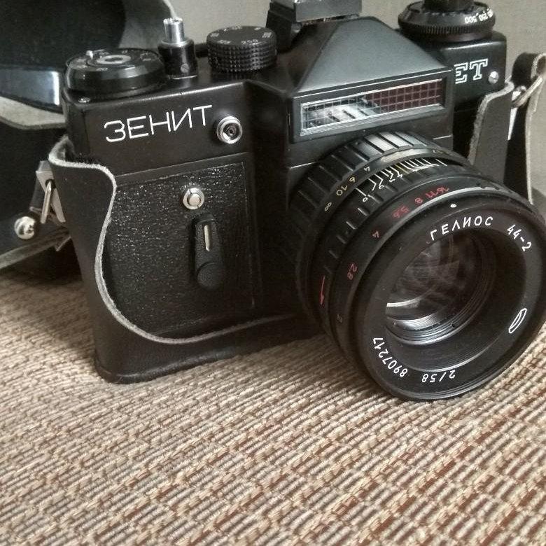вот сколько сейчас стоит фотоаппарат зенит когда это