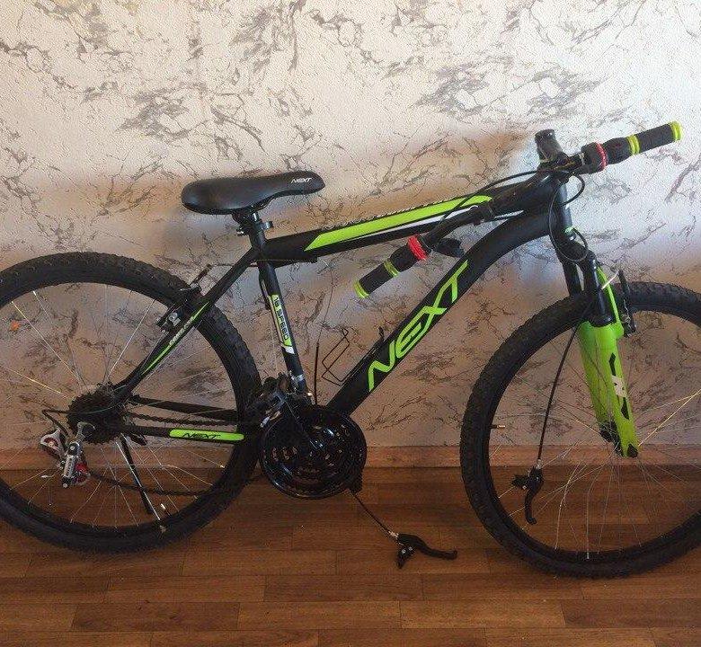 a6a80c0a07351 Новый велосипед next Comp Pro на запчасти – купить в Москве, цена 3 000  руб., продано 4 мая 2018 – Велосипеды