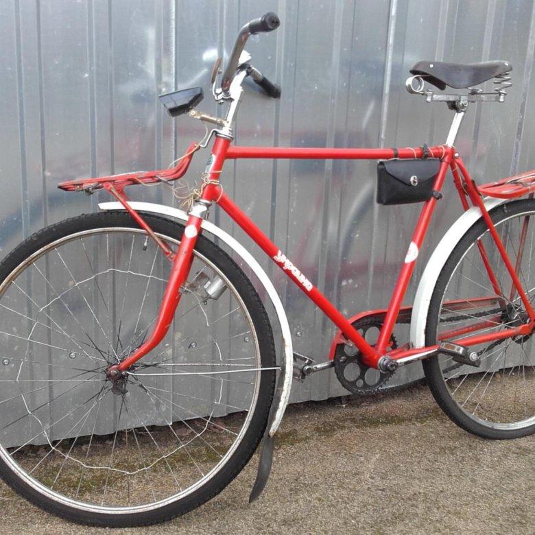 Велосипед украина фото