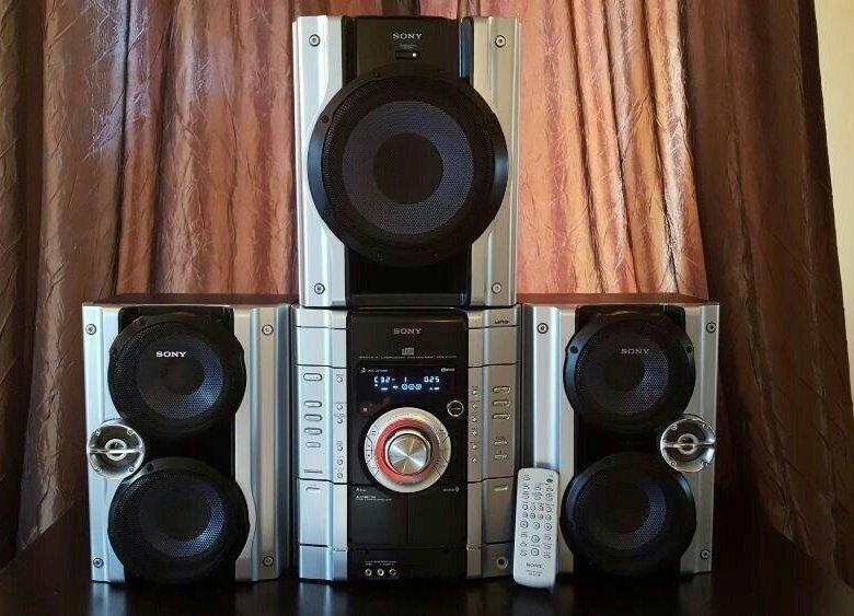df3e8002606b Музыкальный центр Sony MHC-RG444 S – купить в Екатеринбурге, цена 5 000  руб., продано 27 мая 2018 – Музыкальные центры и магнитолы