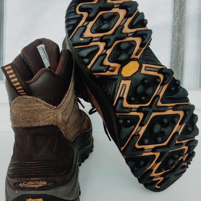 ff77c29f зимние ботинки columbia 400G titanium ( original ) – купить в Уфе, цена 2  000 руб., продано 13 августа 2018 – Обувь