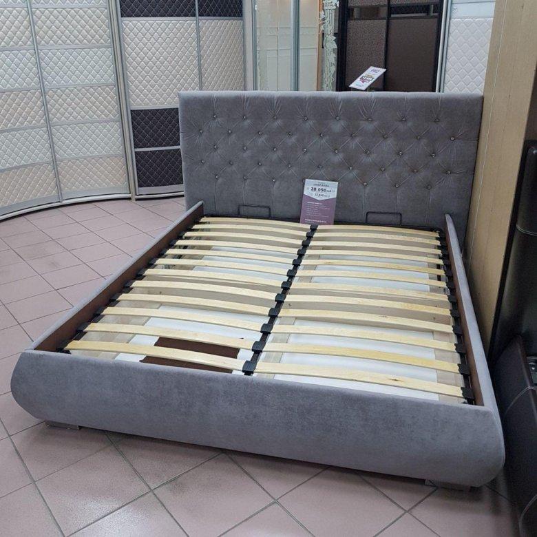 кровати из антивандальной ткани купить